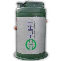 Автономная канализация FloTenk BioPurit 8 П-1130