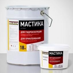 Мастика Decken битумная ведро 3л (3кг)