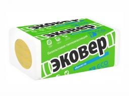 Базальтовый утеплитель Эковер Кровля Низ 110 1000х600х100 мм / 4 пл.