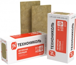 Базальтовый утеплитель Технониколь Техноруф Н Экстра 1200х600х100 / 3шт