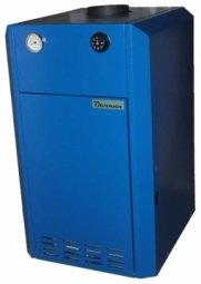 Котел газовый Печкин КСГВ-40 синий с автоматикой Novasit-820
