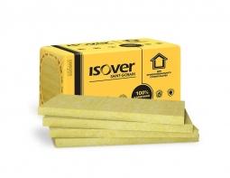 Минераловатный утеплитель Isover Мастер Теплых Стен 1000х600х100 мм /4шт