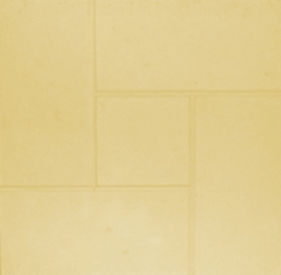 Плитка тротуарная Квадрат Калифорния-3 Шагрень Вибролитая 300х300х30 Желтая