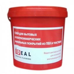 Клей Ideal 302 для винила водно-дисперсионный 1.3 кг