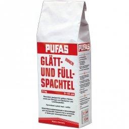 Шпатлевка Pufas №3 Glatt- und Fullspachtel для выравнивания неровностей 5 кг