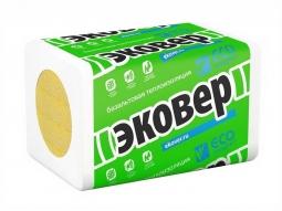 Базальтовый утеплитель Эковер Лайт 30 1000х600х50 мм/12 шт.