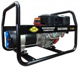 Генератор бензиновый DDE GG3300Z