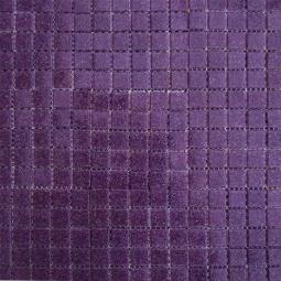 Мозаика Elada Econom на сетке A62 темно-сиреневый 32.7x32.7