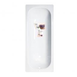 Ванна ВИЗ Donna Vanna DV-53501 стальная, без ручек, с опорной подставкой 150х75х40 белая орхидея