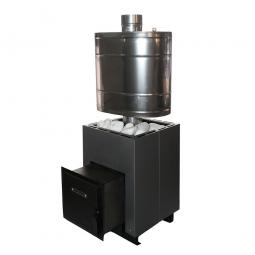 Печь для бани Жарсталь Анютка до 10 м3 графит/антрацит