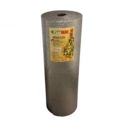 Теплоизоляция для бани PenoHEAT 2 мм ширина 1.2 м 30м2 в рулоне
