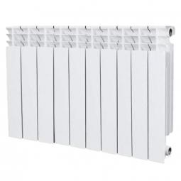 Радиатор алюминиевый Konner Lux 350/80 10 секц.