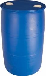 Бочка Тара пластиковая с пробками 227 литров