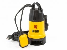 Дренажный насос Denzel DP900 900 Вт