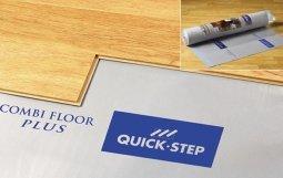 Подложка Quick-Step Uniclic Combi 3 мм