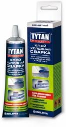 Клей Tytan холодная сварка для напольных покрытий из ПВХ и пластика 100 мл