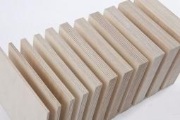 Фанера ФК шлифованная с 2 сторон 12x1525x1525 мм, сорт 2/3, береза