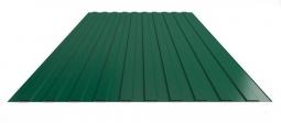 Профнастил С-8 RAL 6005 зеленый мох 1150х0.40