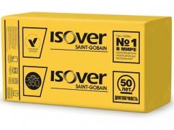 Стекловолоконный утеплитель Isover Штукатурный Фасад 100/Е/К 1200х600х100 мм / 3 шт.