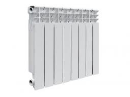 Радиатор алюминиевый Konner Lux 350/80 8 секц.